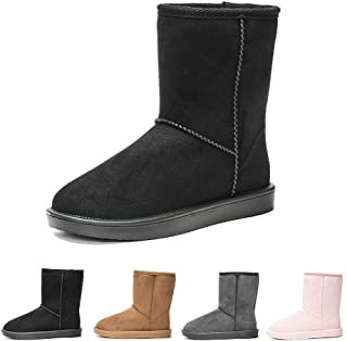 Women's Classic Waterproof Snow Boots Winter Boots