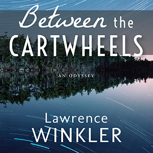 Between the Cartwheels audiobook cover art