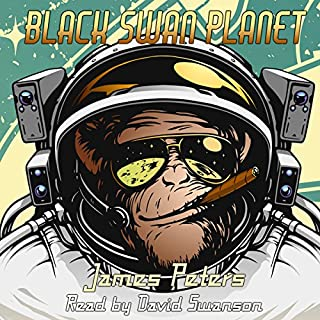 Black Swan Planet audiobook cover art