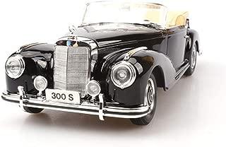 GFLD 1:18 Modelo de Coche de aleación 1955 Mercedes Benz 300S Modelo de Coche clásico