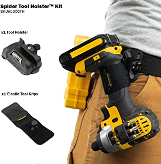 Spider Tool Holster Set – Improve the way you carry and organize tools on your belt!