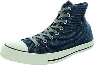 Converse Unisex Chuck Taylor Hi Navy/Black/E Basketball Shoe