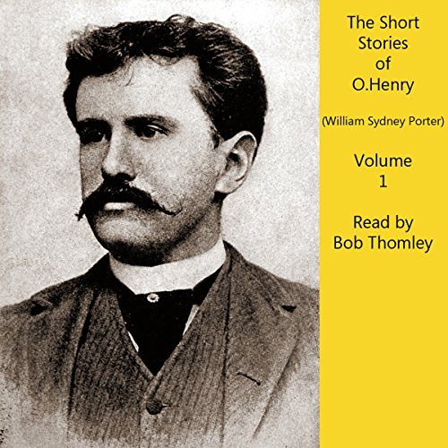 O. Henry Short Stories, Vol. 1 audiobook cover art