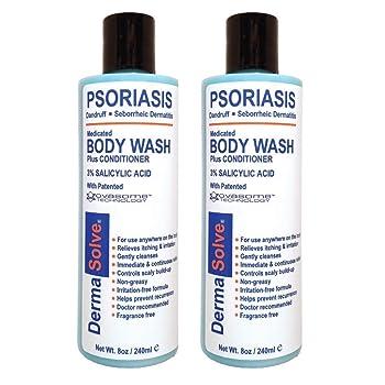 Dermasolve Psoriasis Body Wash
