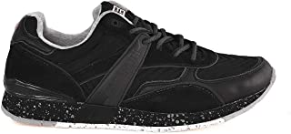 RABARI, Zapatillas para Hombre, Negro (Black N00), 45