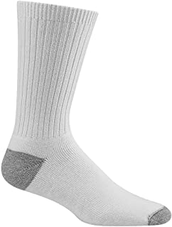 Best men's 100 percent cotton crew socks Reviews