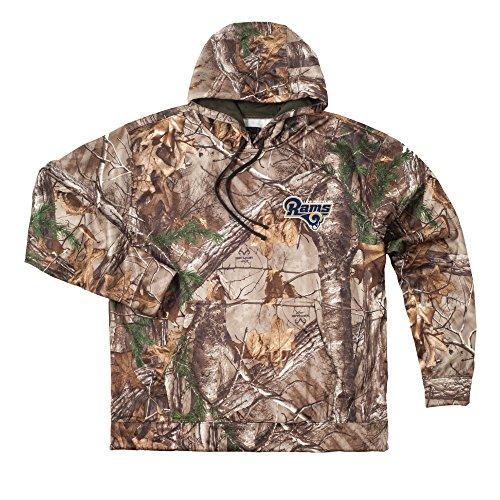 NFL Champion Tech Fleece-Kapuzenpullover, Unisex, Realtree Xtra Camouflage