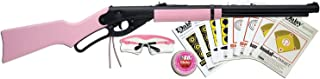 Daisy Lever Action Carbine Shooting Fun Starter Kit - Pink 4998