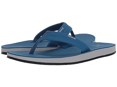Hurley Lunar Sandal (Industrial Blue) Men
