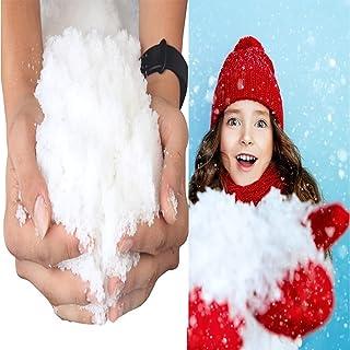 Kunstmatige Sneeuw Instant Sneeuw Poeder Kerst Diy Decoratie Nep Sneeuw Geschikt Voor Thuis, Kantoor, Party Simulatie Sneeuw