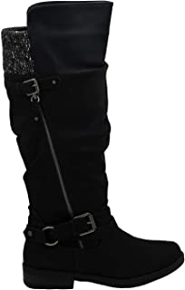 Details about  /Xoxo Womens Minkler Round Toe Knee High Fashion Boots