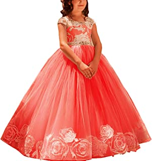 Best girls floor length dress Reviews