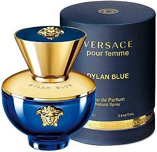 Dylan Blue Pour Femme for Women Eau De Parfum Spray, 3.4 Oz