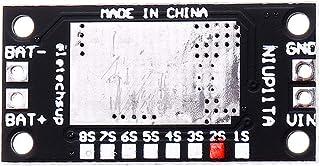 ILS – 3 piezas 2S NiMH NiCd recargable batería cargador Módulo de entrada tarjeta DC 5V