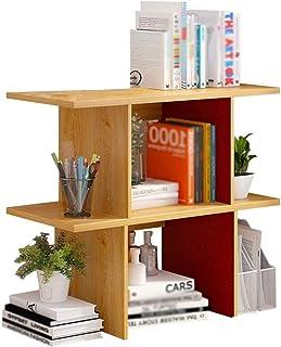 Armoire de rangement pour dossiers - Bibliothèque de bureau sur la table - Armoire de rangement ouverte pour le bureau - P...