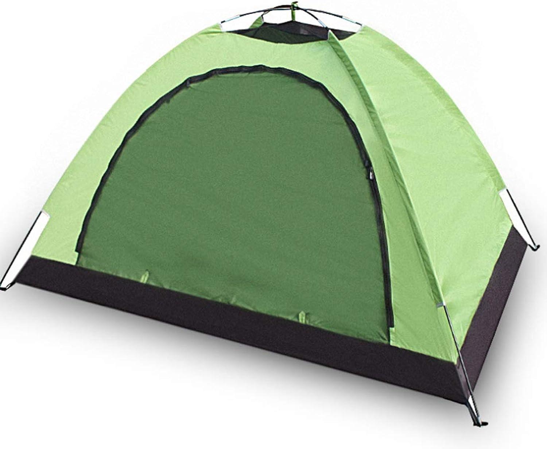 Kamiwwso Wildes kampierendes Zelt im Freien Freien Freien für 1 Person (Farbe   Grün) B07MYZ37YF  Hohe Qualität und geringer Aufwand 5e8916