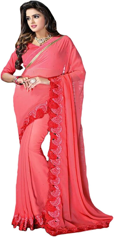 Bollywwood Party wear Saree Sari Wedding Ceremony Collection Formal