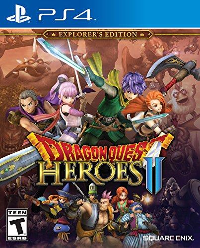 DRAGON QUEST HEROES 2 - DRAGON QUEST HEROES 2 (1 Games)