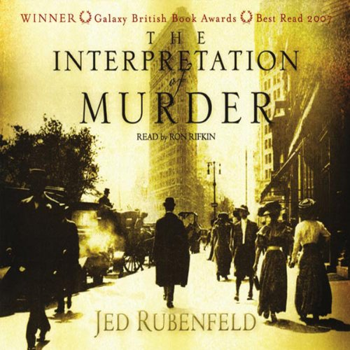 The Interpretation of Murder cover art