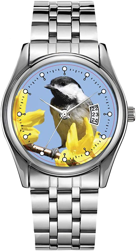 Christmas Luxury Steel Men Watch Under blast sales Cloc Date Fashion Max 64% OFF Male Calendar