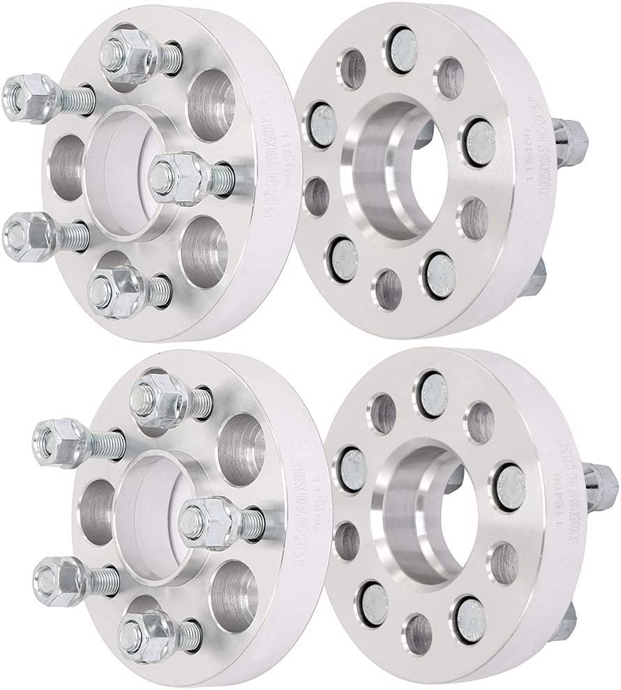 GDSMOTU Beauty products 4PCS Hubcentric Wheel Spacers for 1