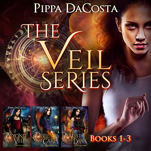 The Veil Series (Books 1-3): A Muse Urban Fantasy cover art