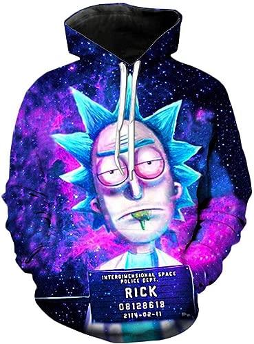 Sudadera Rick And Morty