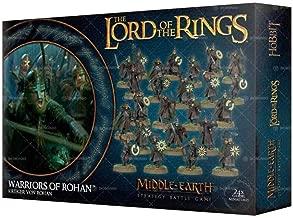 Games Workshop Warriors of Rohan
