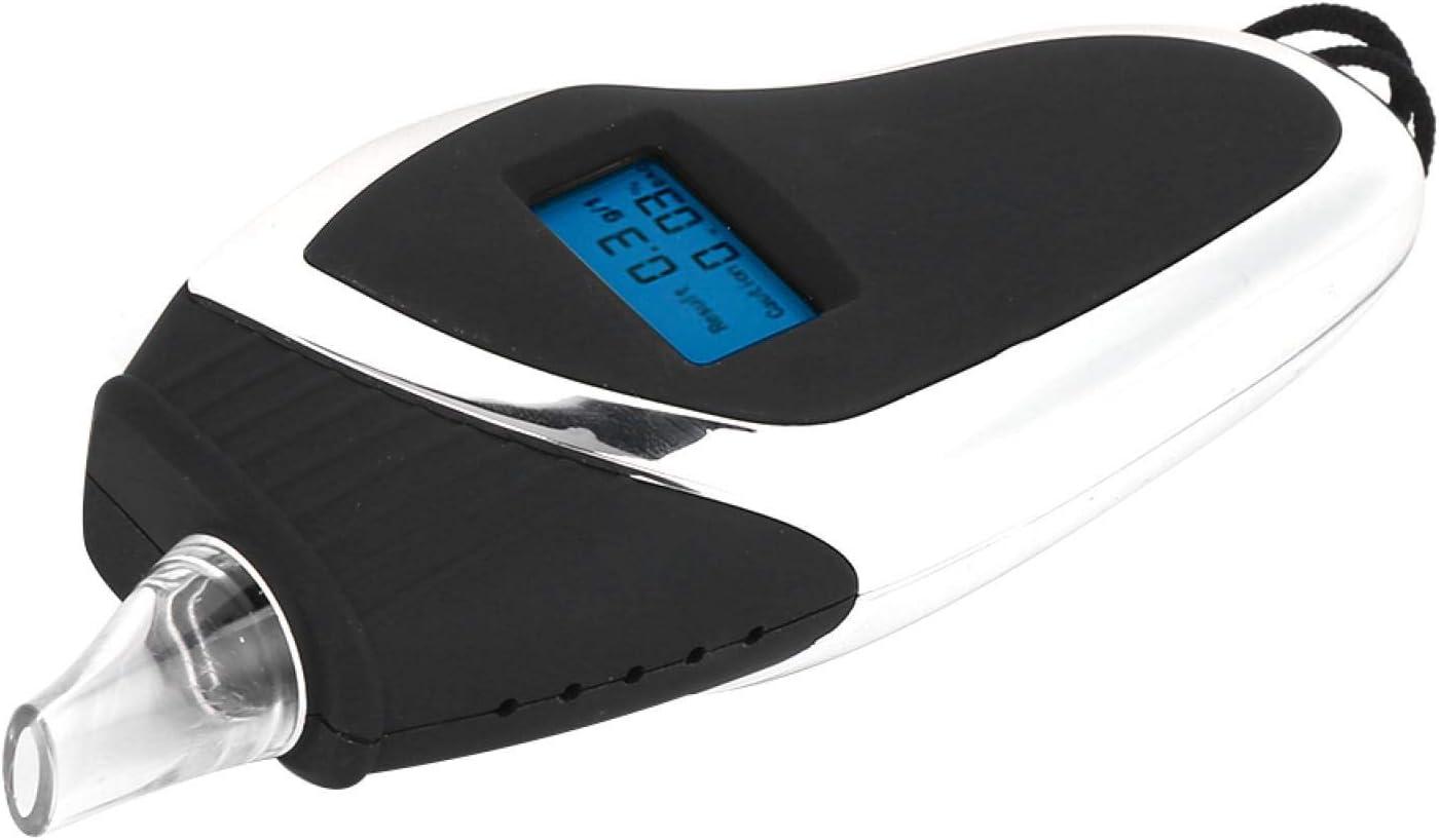 01 Digital Breath Cheap super special price Tester Handheld High Analyzer Long Beach Mall Drunk Sensitivi