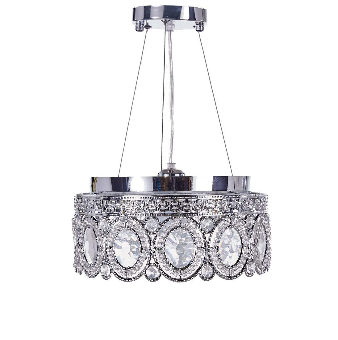 ダイヤモンドライフクロムモダンクリスタルシャンデリア、吊り下げ式または天井埋め込み式ライト、168