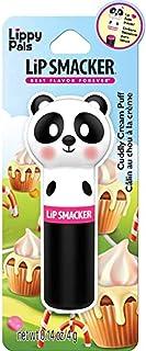 Lip Smacker - Lippy Pals Collection - Burrocacao Panda per Bambini - Gusto di Bignè alla Panna - Dolce Regalo per i Tuoi A...