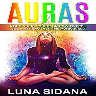 Auras cover art