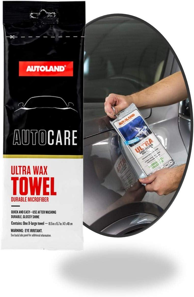 Ultra Wax Microfiber Towel - XL 18