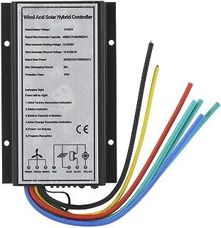 Charge Hybrid, 12 / 24V 400 / 800W del viento 500 / 1000W viento solar híbrido regulador híbrido Charge Generador