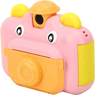 Instant Print Camera Toy, Kid Camera Digital Instant, Kid Camera Toy, Anti-drop Cadeau voor Jongens & Meisjes Kinderen Duu...