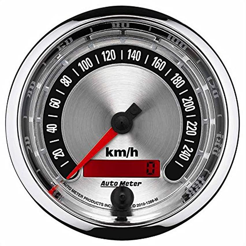 Auto Meter 1288-M American Muscle 3-3/8