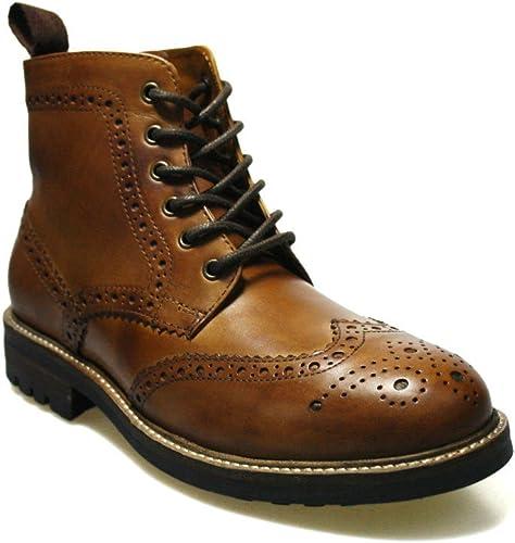 rouge Tape Devlin cuir cuir hommes chaussures  vente en ligne économiser 70%