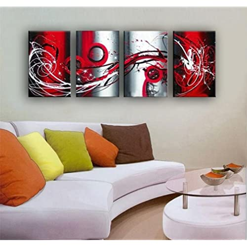 Red And Black Room Decor Amazon Com
