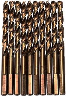 PIXNOR 10pcs 3mm Shank HSS Titanium Router Bits Silver