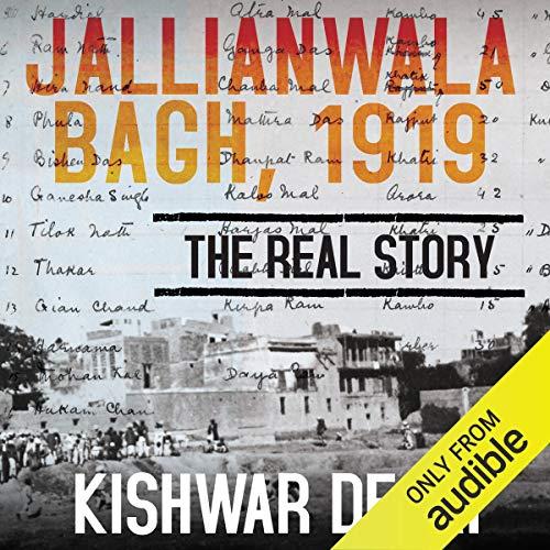 Jallianwala Bagh, 1919 cover art