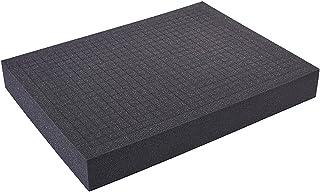Plastic doos met handvat gereedschapskist één stuk zacht voorgesneden schuim voor handgereedschap sets bescherming compart...