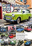 Wochenkalender DDR Fahrzeuge 2022