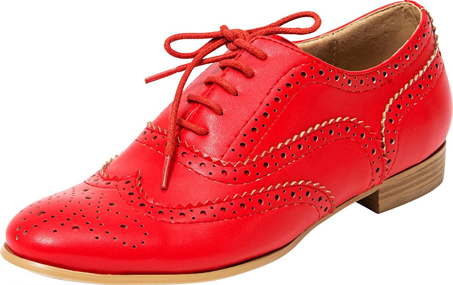 French blue Womens Laurel Lace up Oxford