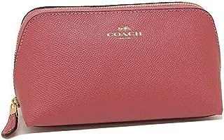 Coach Cosmetic Case Make Up Case F57857, Small, Strawberry