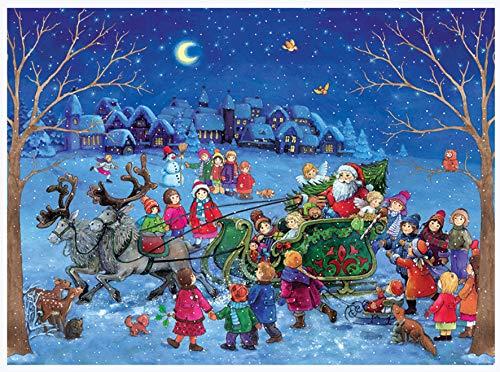 Sellmer Adventskalender, Motiv: