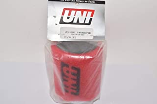 Uni 2-Stage Angle Pod Filter - 44mm I.D. x 102mm Length UP4182AST