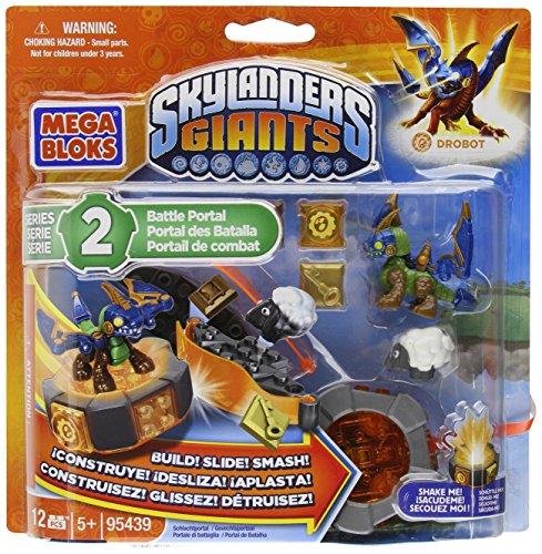 Mattel Megabloks Skylanders Giants - Battle Portal Drobot (95439)
