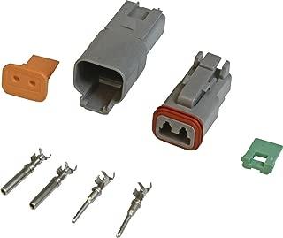MSD 8183 2-Pin 16 Gauge Deutsch Connector