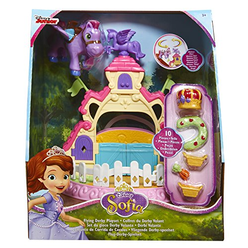 Sofia Il primo Minimus Stabile Playset