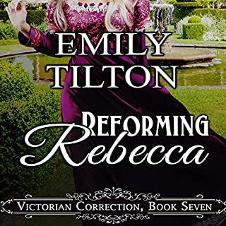 Reforming Rebecca cover art